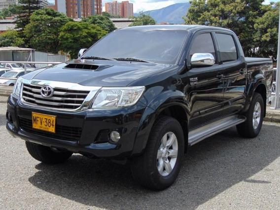 Toyota Hilux Srv 3.0 Vigo Aut.