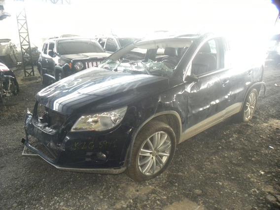 Sucata Volkswagen Tiguan 2.0 Fsi 5p