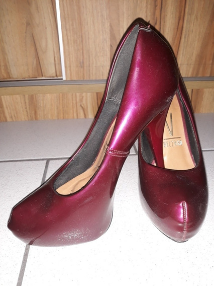 Sapato Salto Alto N 37