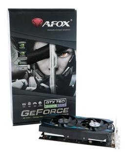 Gtx 750ti Tarjeta Grafica Video Afox 2gb Ddr5 Lidertek