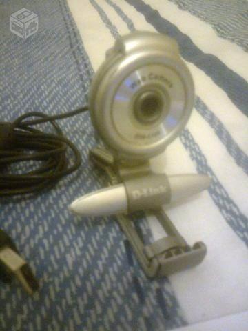 Camera Pc Webcam D-link Dsb-c120 Usb