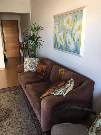 Apartamento Com 3 Dormitórios À Venda, 105 M² Por R$ 560.000 - Jardim São Paulo - Americana/sp - Ap0507