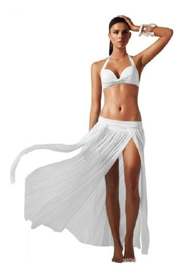 Encantadores Vestidos De Playa Y Pareos Mujer. Dama