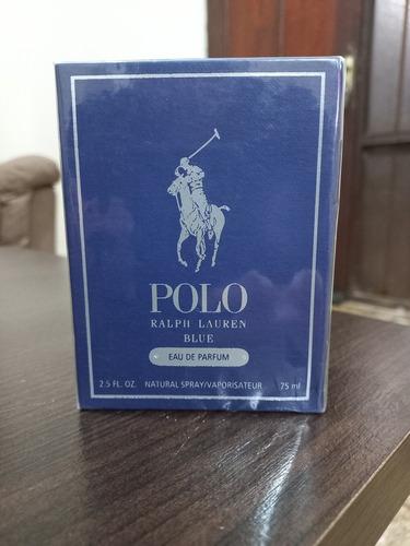 Imagen 1 de 3 de Polo Blue Ralph Lauren 75ml Edp