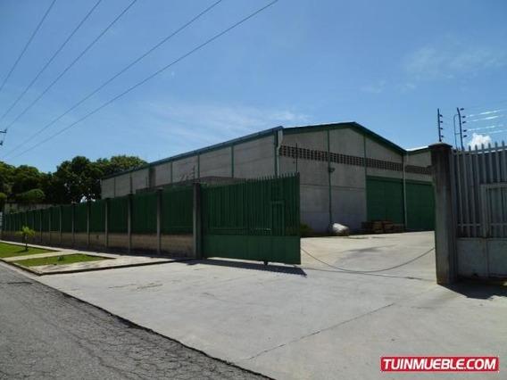 Galpones En Alquiler 19-17326 Zona Industrial Mz 04244281820