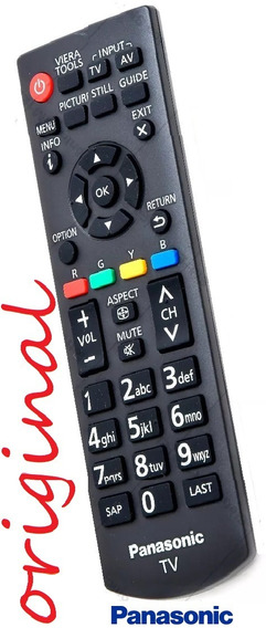 Controle Original Tv Panasonic Lcd Led Plasma Tnq2b3901 3901