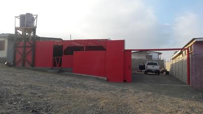 Cabaña Para Exponor 2017