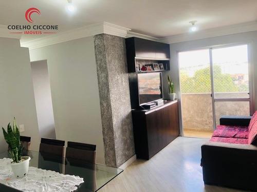Imagem 1 de 15 de Apartamento A Venda No Bairro Santa Emilia - V-4833