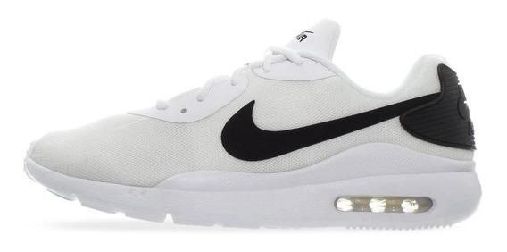 Tenis Nike Air Max Oketo - Aq2235100 - Blanco - Hombre