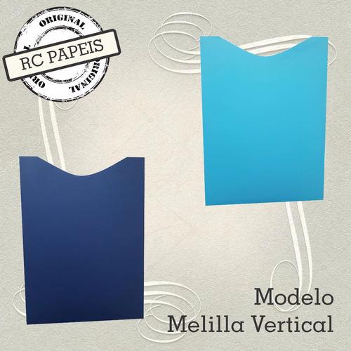Imagem 1 de 3 de 132  Envelopes Para Convites Melilla Vertical 15 X 21 Cm.