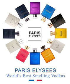 Kit Com 4 Perfumes Paris Elysees 100 Ml-lacrado Original
