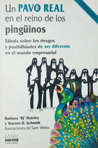 Imagen 1 de 2 de Un Pavo Real En El Reino De Los Pingüinos
