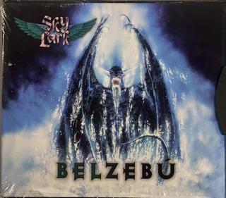 Sky Lark - Belzebu - Cd Importado Austria Digipack Lacrado