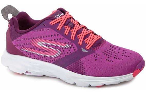 Zapatillas Skechers Go Run Ride 6 Mujer Running Importadas