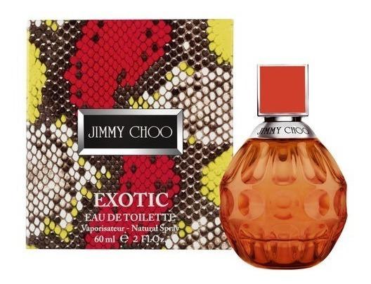 Perfume Jimmy Choo Exotic Feminino 60 Ml - Selo Adipec