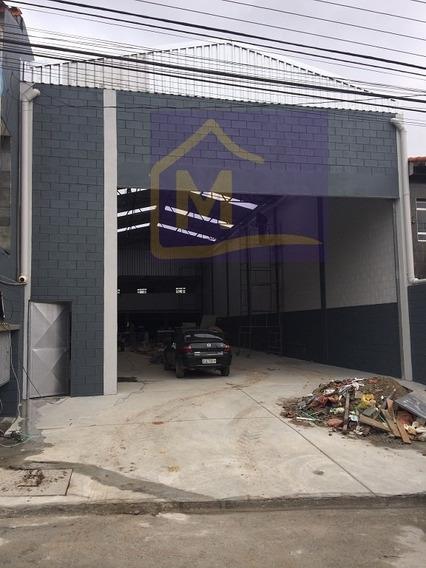 Comercial Para Aluguel, 0 Dormitórios, Jardim Cumbica - Guarulhos - 612