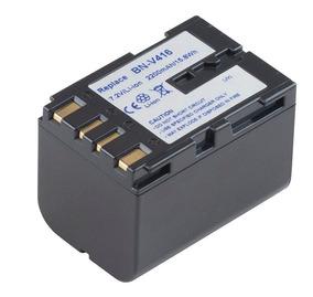Bateria Para Filmadora Jvc Bn-v408u Longa Duracao (2x)
