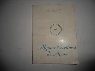 + Algunos Escritores De Apure. Julio Sánchez Olivo