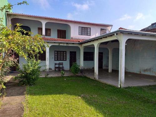 Casa Com 3 Dorms, Nova Itanhaém, Itanhaém - R$ 250 Mil, Cod: 3060 - V3060