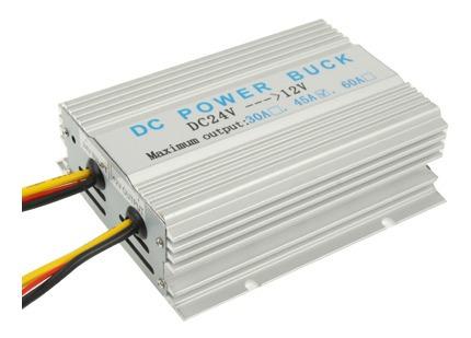 Estabilizador Voltaje Dc 24v 12v Transformador 4u