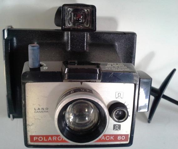 Câmera Fotográfica Polaroid Antiga Colorpack