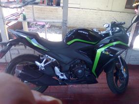 Moto Loncin 250