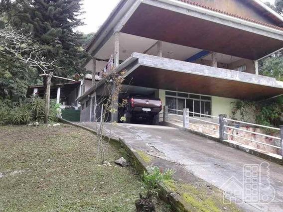 Sítio Rural À Venda, Várzea Das Moças, Niterói. - Si0001