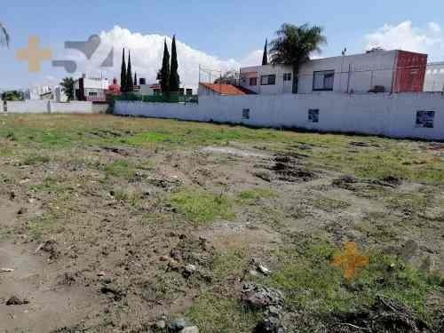 Terrenos En Venta En Morillotla, San Andrés Cholula, Puebla