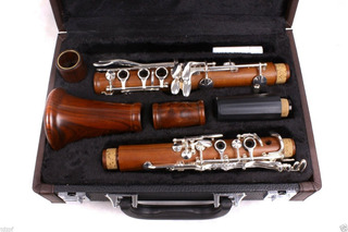 Clarinete Con Funda Portatil Superior Bb Clarinet M2