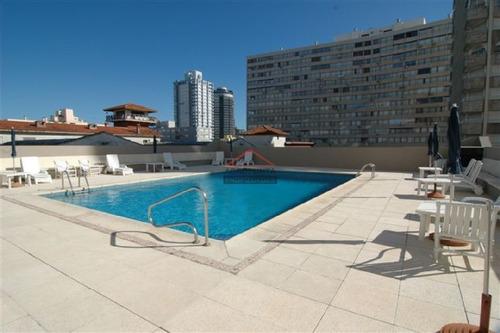 Apartamento En Peninsula, 1 Dormitorios *- Ref: 2888