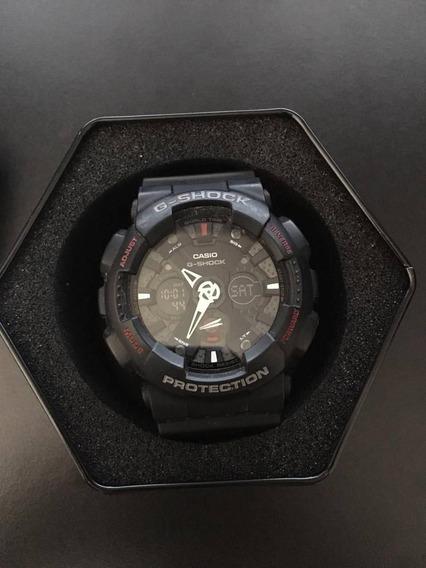 Relógio Casio G-shock Ga-120 Original - Usado!