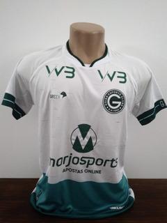 Camisa Goias Branca Brasileiro 2019 - Marcelo Hermes