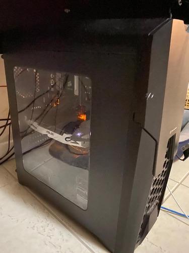 Computador Intel I7 7700k Geforce Gtx 1070 8gb 16gb Ddr4