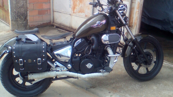 Kawasaki Vulcan S Custon