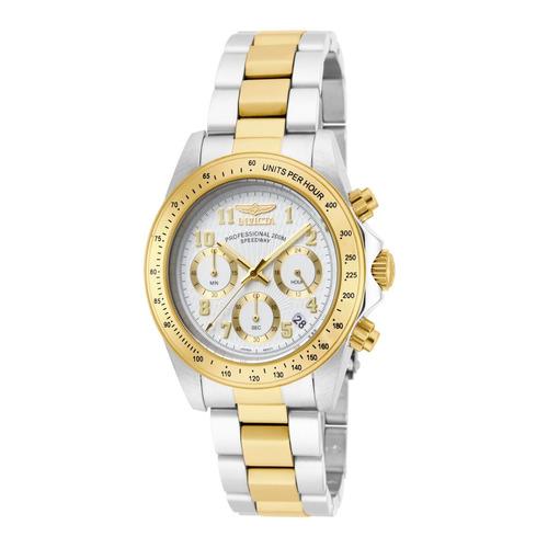 Reloj Invicta 17026 Acero Dorado Hombres