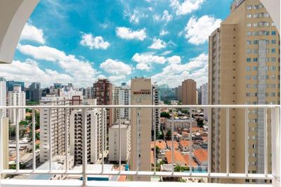 Apartamento Com 1 Dormitório À Venda, 86 M² Por R$ 890.000 - Vila Olímpia - São Paulo/sp - Ap11215