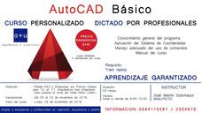 Clases Personalizadas De Autocad Básico