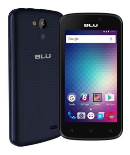 Celular Blu Advance 4.0m A-090l 4gb Dual Black Fridey