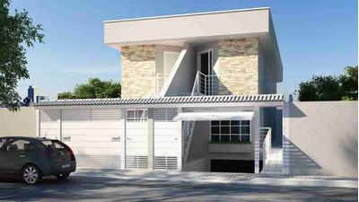 Casa Sobreposta Nova Bairro Taboão - 1291