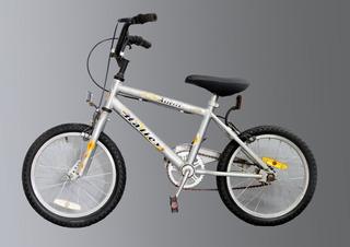 Bicicleta Halley Bmx Cross Rodado 16
