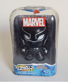 Pantera Negra Black Panther Mighty Muggs Hasbro Original