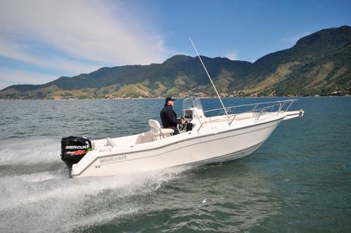 Casco Lancha 220 Cc P/ Popa Ñ Fishing, Victory, Fly Fish