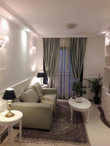 Apartamento Para Alugar, 38 M² Por R$ 3.600,00/mês - Moema - São Paulo/sp - Ap6328