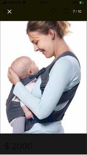 Portabebé Ergonómico Para Recién Nacido