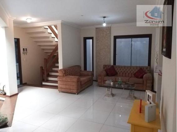 Sobrado Com 4 Dormitórios À Venda Por R$ 1.800.000 - Dos Casa - São Bernardo Do Campo/sp - So0194
