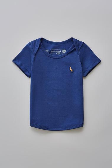 Camiseta Bb Mc Basico Reserva Mini