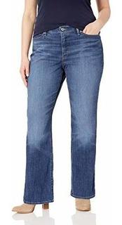 Levi S Women S Plus-size 415 Classic Bootcut Jeans