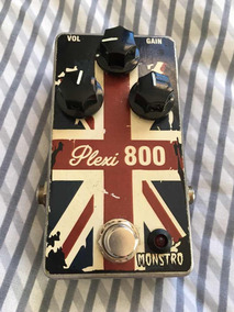 Pedal Plexi 800 Distortion - True By Pass