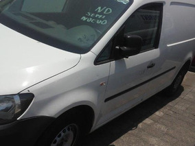 Volkswagen Caddy 1.2 Maxi Cargo Van Larga Aa Mt 2014