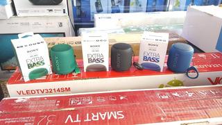 Bocina Sony Bluetooth Portatil Srs-xb10 Y Xb12 Extra